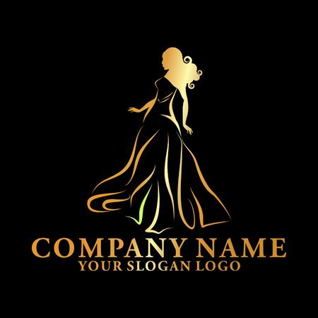 logo fancy dresses for beautiful women