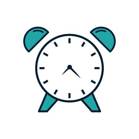 Alarm clock icon Illusztráció