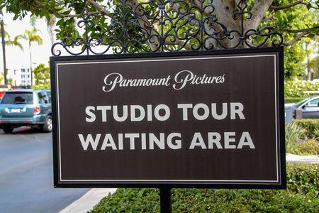 The Paramount Pictures Studios, Studio tours. Los Angeles, USA. Editorial