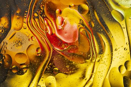 View of red, orange, yellow colorful abstract design, texture. Beautiful backgrounds. 版權商用圖片