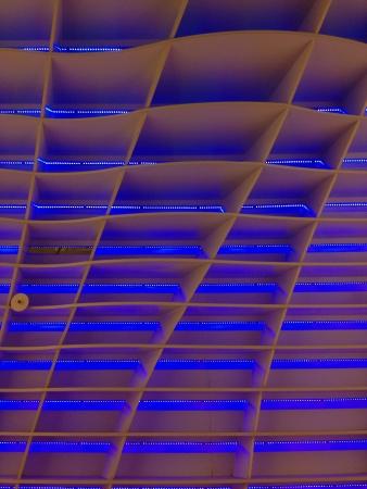 Multi LED Ceiling Pattern Imagens