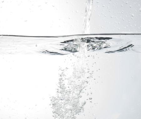Spritzwasser Standard-Bild - 36402108