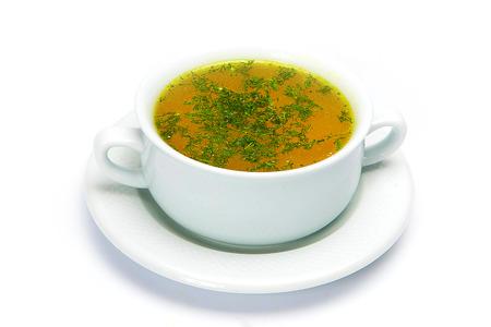 sopa de pollo: Sopa de pollo