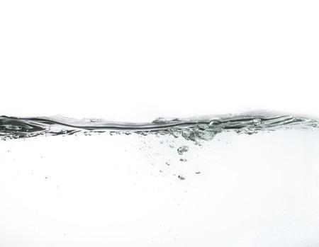 水: 水。