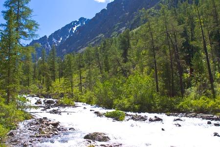 hydrophobia: Mountain River