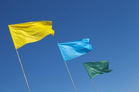 multicolored: Multicolored Flags