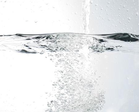 Spritzwasser Standard-Bild - 39218349