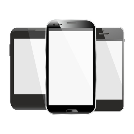3 SMARTPHONES COMPARISION  photo