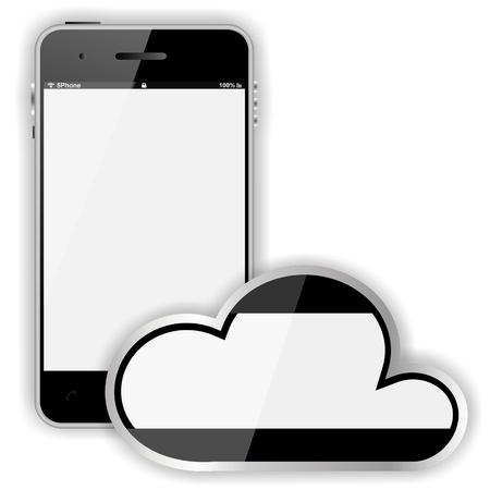 abbildung: brand new CLOUD PHONE