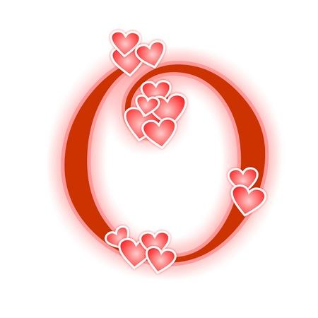 Love Letter, alphabet O