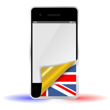smart phone or cellphone, local content, UK photo