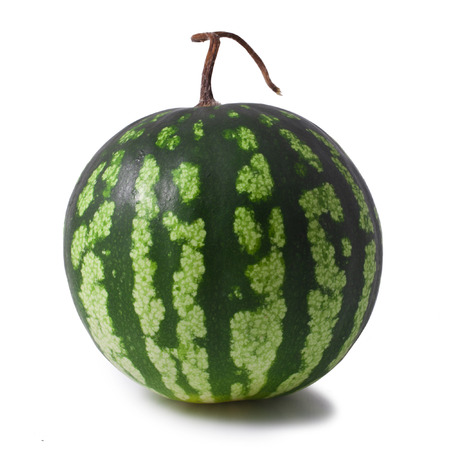 Watermelon isolated on white background Stock Photo - 23072638
