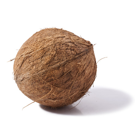 coconut isolated on white  Stock Photo - 23074107