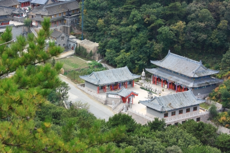 chinese temple ,image taken in 2012