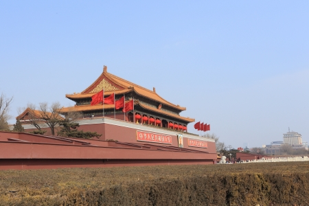 The Tiananmen of china  新闻类图片