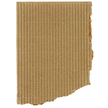 brown cardboard background photo
