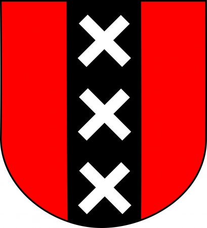 ajax: Amsterdam coat of arms