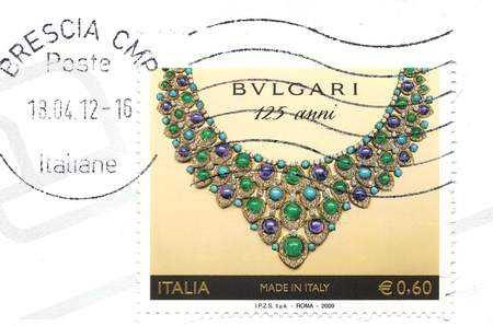 jewelery: stamp printed in Italy,  jewelery made in Italy