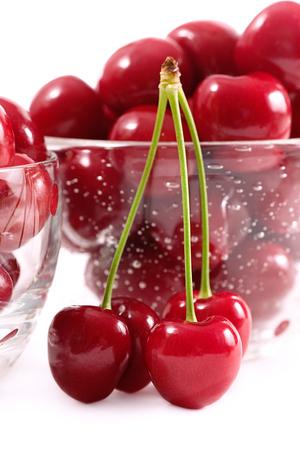 bing: Delicious Bing cherries.