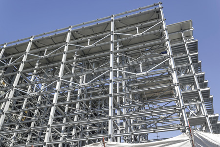 metal structure: metal structure