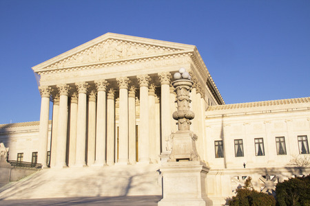 Supreme Court in Washington, DC, United States of America photo