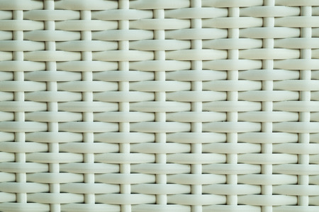 punctuate: Wood rattan pattern texture weave knit