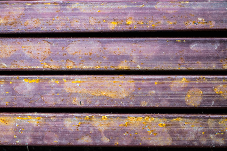 table scraps: Steel construction rust old texture background Stock Photo