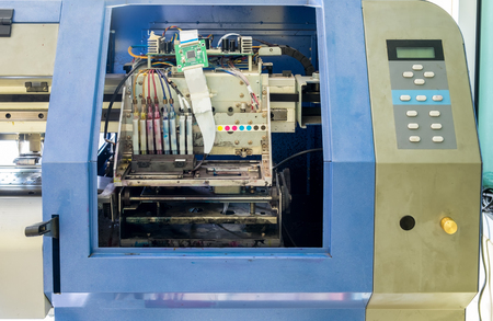 Controller circuit board printer inkjet dirty