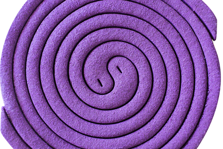 Pattern purple repellent mosquito texture background