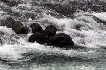 Rushing River Stock fotó - 7471904
