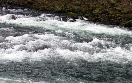 Rushing River Stock fotó