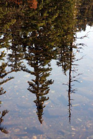 mount hood: Hideaway Lake in Mount Hood National Forest