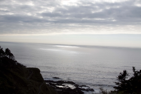 - Taken on Highway 101, South of Lincoln City, Oregon photo