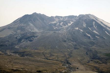helens: Mount Saint Helens - Photo taken at Johnson Ridge Observatory in Mount Saint Helens National Volcanic Monument, Washington