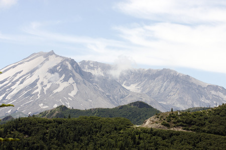 Photo taken at Mount Saint Helens National Volcanic Monument, Washington. photo