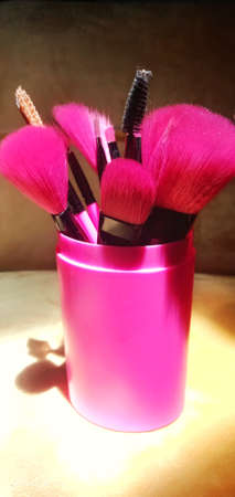 These face brushes are tools that are often used by make-up experts to make the skin or face more beautiful and attractive