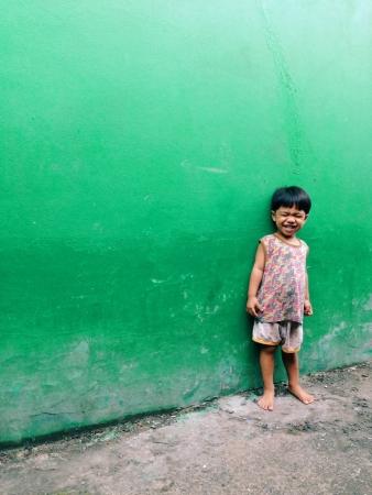 slums: Children in slums