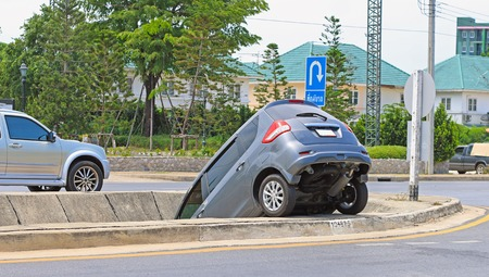 accident 版權商用圖片