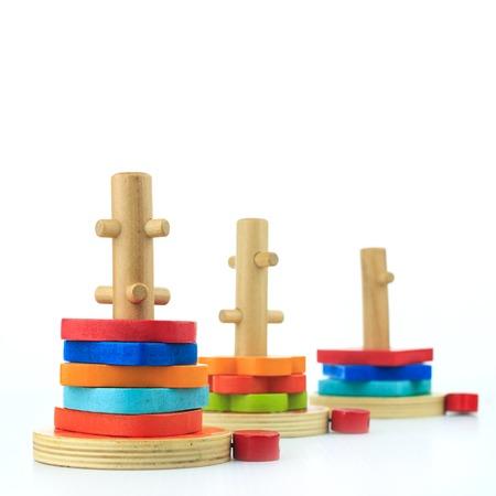 Wooden toys photo