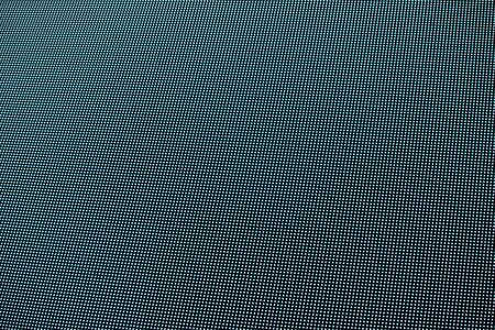 Abstract LED screen pattern background. Standard-Bild