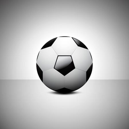 football ball: Football, Soccer ball vector design Illustration