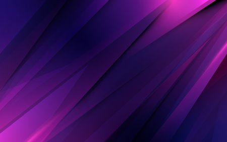 Abstract purple triangles motion futuristic background Illustration