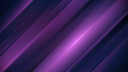 Purple Abstract Technology Concept Background. Minimal Geometric with Gradient. Vector Illustration Иллюстрация