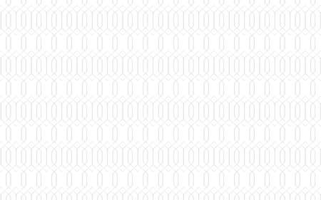 White abstract simple geometric shape pattern background. Vector illustration
