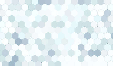 Abstract geometric hexagon with technology digital hi tech concept background. hexagon pattern. Vector illustration