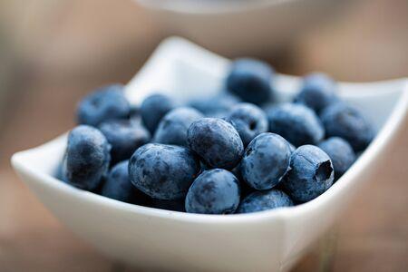 Blueberries in a bowl, blueberries 版權商用圖片