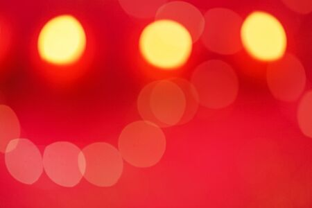 red background for christmas and new year