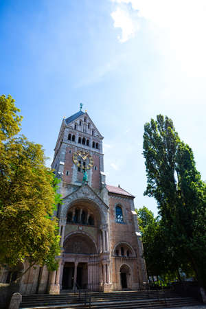St. Anna Monastery Church in Munich