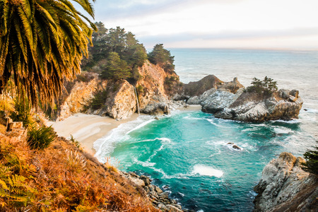 mcway: Mcway falls in Big Sur