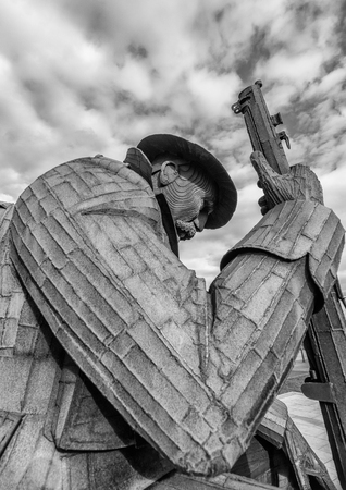 "11-01 otherwise known as Tommy sits  in Seaham, depicts a soldier, mulling his thoughts after the armistice- ""Now in the wake of this glorious slaughter, He'd seen many a soul cleansed in filthy water, Seen godless men reach out for the Bible, As lead tor"